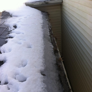Has The Snow Caused Your Roof To Leak In Lexington, KY?