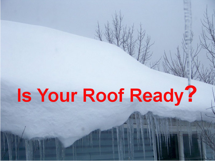 Is Your Roof Ready For Lexington's Winter Ice and Snow?