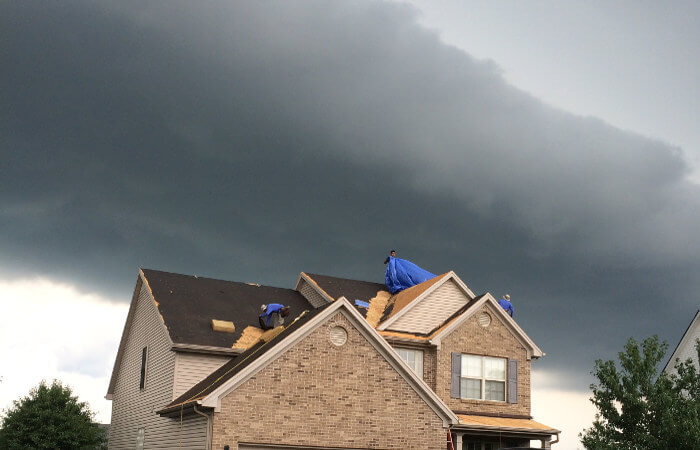 Is Your Roof Ready For Spring In Lexington KY? Get Your Free Inspection!