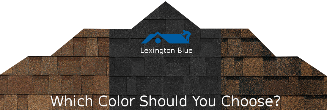 Tips For Choosing The Best Types & Colors Of Shingles For Your Home In Lexington, KY