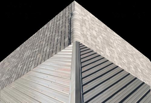 Roofing Lexington Amp Choosing Between Asphalt Shingle Metal