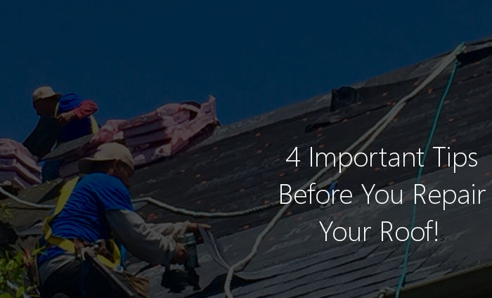 4 Important Tips Before You Repair Your Roof In Lexington, KY