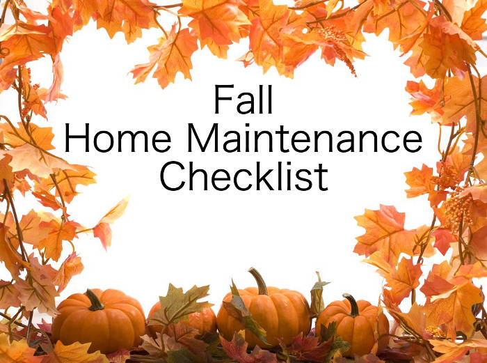 Fall Maintenance Checklist For Your Home In Lexington, KY