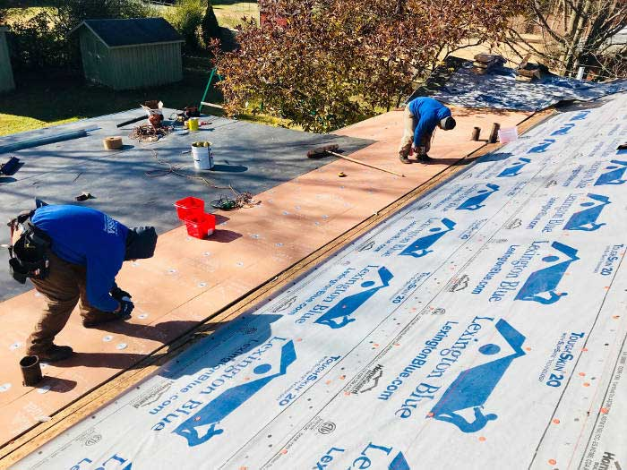 How Do I Get Started On A Roof Replacement For My New Home?