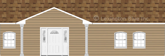 tan vinyl siding home desert tan colored shingle