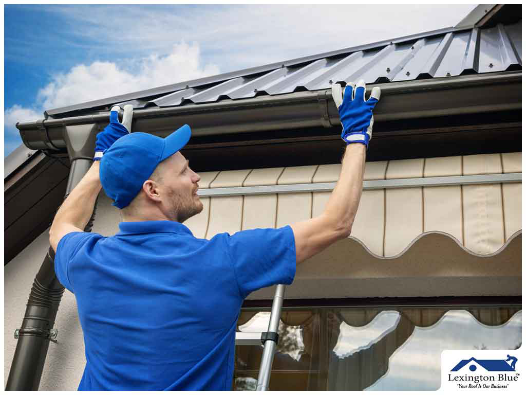 The Benefits Of Installing Gutter Guards